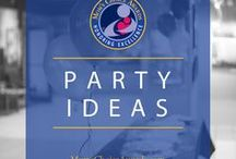 Party Ideas / Ideas for parties and holidays to make your life easier
