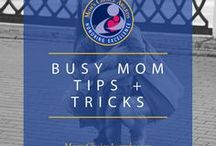 Busy Mom Tips + Tricks / All the best infographics and life hacks for families and moms