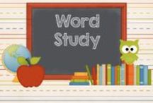 Word Study / by AMC