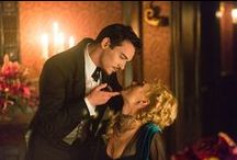 Dracula - Cast / TV Series starring Jonathan Rhys Meyers, Jessica De Gouw and Katie McGrath, Dracula is the brand new series coming soon to Sky Living HD this Autumn