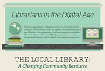 For Our Librarians / Fun ideas and activities for libraries and librarians.