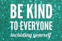 Self kindness