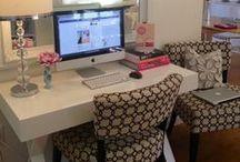 Office Space. / Desks.