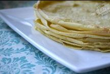 Paleo Breads/Muffins/Pancakes / Are you craving bread on the paleo diet?  Here are some recipes for paleo breads, paleo muffins, paleo pancakes and paleo tortillas!