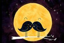 Moons / Moon / Lluna / Luna / Lune