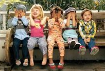 Kids / Kids fashion graphics and play / by Veronica Granado
