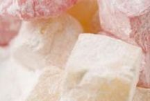 Handmade sweets and candy