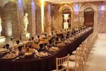 Private Parties / Images from our private parties, gala dinners and other special events