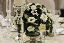 Wedding Floral Designs / Some of the floral designs we have used at our Weddings