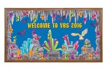 CAVE QUEST VBS / VBS 2016 / by Kimberly H
