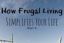"""Being Frugal / .....or would you call it being """"cheap""""?"""