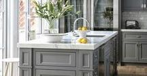 Dreamy Kitchens / Ideas to make your kitchen a place where you WANT to spend some time!