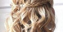 Hairstyles... / Hair colour and styles