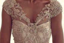 wedding gowns / by vm saran