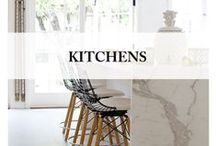 Kitchens / Kitchen inspiration and ideas for Karolina Barnes Studio projects