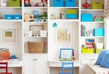 Playroom inspirations / Ideas for playroom design