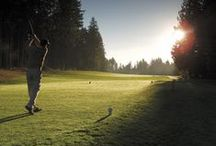 Golf Courses in Parksville, BC / Golf Vancouver Island member courses around Parksville, Quallicum, BC