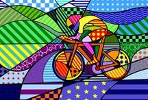 "Bicycle Trail Riding / ""Just for the FUN of It!!"" / by Michael Smith"