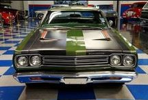 """Plymouth Road Runner--BEEP-BEEP!! / """"The Rapid Transit System's Finest"""" / by TRAIL CRUZER"""