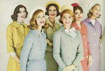 ☆☆ Fashion: Stylish Vintage Fashion (1920s-1990s) ☆☆ / by sparkle