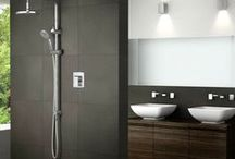 Modern Commercial Bathroom