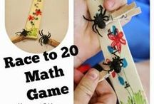 Number Crunching! / Easy and fun activities to get children thinking about numbers and math