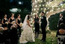 Weddings / Beautiful wedding ideas from dresses & hairstyles to venues & decorations <3