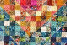 patchwork - scrap quilts