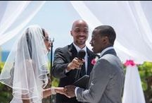 Our Wedding Officiant Business / Anything related to ceremonies that my husband or I officiate in South Florida. We cater to destination Christian-theme weddings from Palm Beach to The Keys.