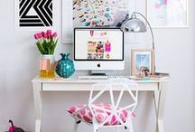 Büro und Arbeitsplatz / Workspace, Working From Home,, Motivation, Dream Office, Dream Home, Interior, Arbeitsplatz, Büro, Office, Home Office, Work From Home, Workspace, Office Space, Productivity, Organization