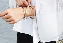 Jewlery / necklace, bracelets and rings
