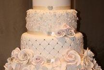 Esküvői torta / Wedding cakes / peonycakes.blogspot.hu