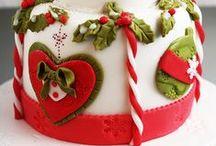Karácsonyi torták / Christmas cake