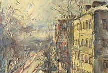 Cityscape by Nikolay Malafeev