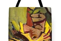 Bags / bags with my artworks