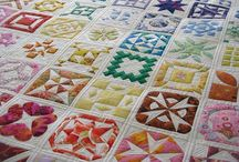 Dear Jane quilts
