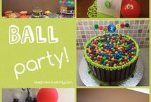 Toddler & Kids Birthdays / I really like birthday planning. Inspiration for toddlers birthdays!