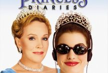 The princess diaries 1 and 2