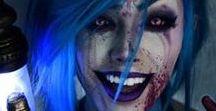 Cosplay/Make up
