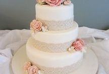 Wedding Cake / Another board born of planning my own wedding. Wedding cake ideas, suggestions and considerations.
