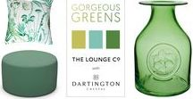 d a r t i n g t o n . c o m p e t i t i o n / WIN beautiful Dartington flowers bottles worth £84. Make a stylish statement with bold colour, courtesy of The Lounge Co. and Dartington Crystal. Visit our Facebook page to enter.