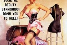 Pin-up with Gil Elvgren