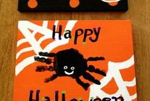 Halloween / Food, party decorations and ideas for Halloween celebrations.