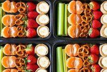 School Lunch... / School lunch box ideas