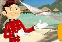 VIAJES AL CARIBE / ¿Necesitas vacaciones? El verano eterno. Pon rumbo al Caribe destino Punta Cana o Riviera Maya. Escápate con las mejores ofertas de viaje al #Caribe. http://www.quierohotel.com/viajes-caribe.htm