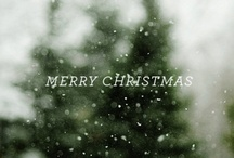 christmas / it's the most, wonderful time of the year... / by Angela Micovic