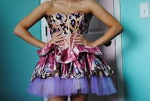 Dreaming of Dresses / All kinds of pretty dresses that I would love to wear / by Nicole Mueting