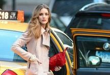 Style Inspiration: Olivia Palermo / A board devoted to the style of Olivia Palermo