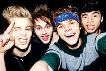 5 seconds of summer <3 / by Blathnaid Donoghue