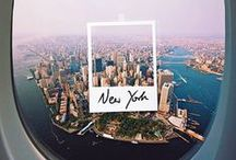 NYC / The city that never sleeps / by Nicole Mueting